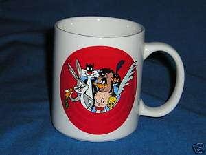 THATS ALL FOLKS Ceramic Mug Warner Bros Characters