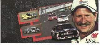 DALE EARNHARDT VINTAGE NASCAR TICKET CHARLOTTE 1994