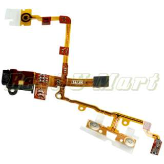 Headphone Audio Jack Ribbon Flex Cable For iPhone 3G US
