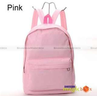 Women Cute Sport Schoolbag Backpack Shoulders Bag #455
