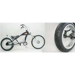 Chopper Cruiser Bike im Harley Davidson Look Cool