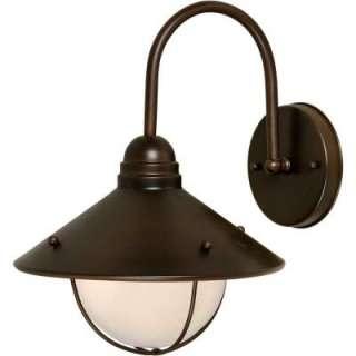 Illumine 1 Light Outdoor Lantern Antique Bronze Finish CLI FRT1099 01