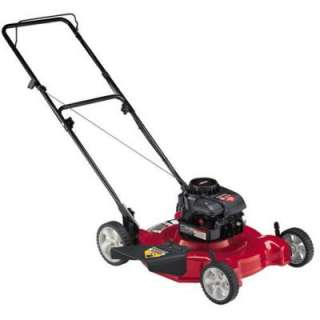 Yard Machines 22 in. Briggs & Stratton Gas Mower 11A 084R229 at The