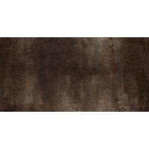 MARAZZI Vanity 24 In. X 12 In. Black Porcelain Floor and Wall Tile
