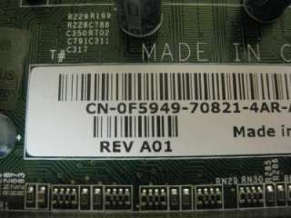 DELL DIMENSION 2400 TOWER SYSTEM BOARD DP/N F5949