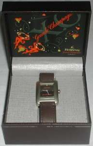 Hennessy XO Cognac Quartz Watch With Box