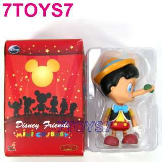 Hot Toys Cosbaby Disney Friends#SP Pinocchio HT017G