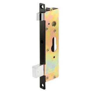 Prime Line Security Door Mortise Lock Insert, Heavy Duty, Non Handed K