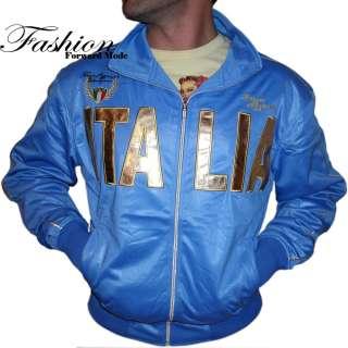 Jogging Jacke Hose Anzug Italien Italia Jogginganzug Chile Lack S M L