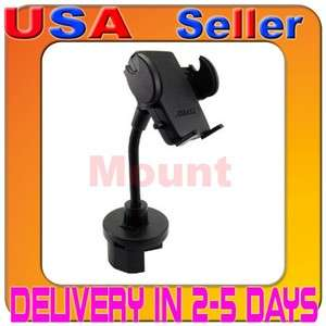 Brand New Megagrip Car Cup Holder Cell Phone iPhone Smartphone Mount
