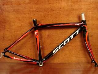 2011 Scott Speedster S40 XXS Road Bike Frame 47cm NEW