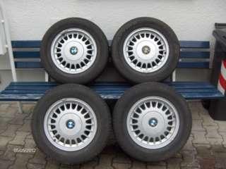 BMW Alufelgen Style 2, 7 J 15 H2 mit 225/60 R 15, E32, E34, E24 in
