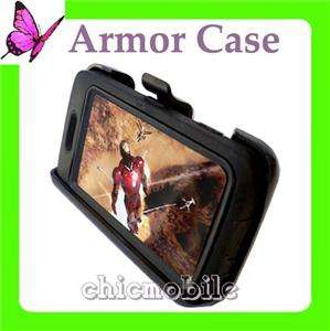 Case Cover + Belt Clip Holster Straight Talk SAMSUNG GALAXY PRECEDENT
