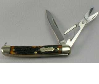 Schrade Knives Uncle Henry Gambler Knife 707UH