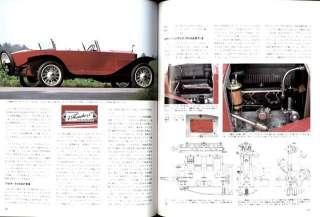 SUPER CAR GRAPHIC MAGAZINE Vol.25 Oct,1994 FERRARI Messerschmitt