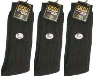 Mens Dress Socks 12 pair at $1.33 per Pair Cotton poly 701953005257