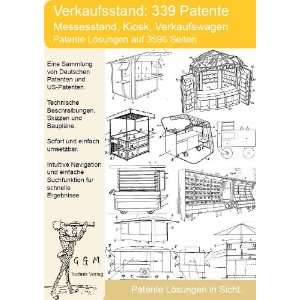 Verkaufswagen, Messestand selber bauen 339 Patente!