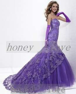 Prom Dresses Cocktail Evening gown wedding dress New Size Free