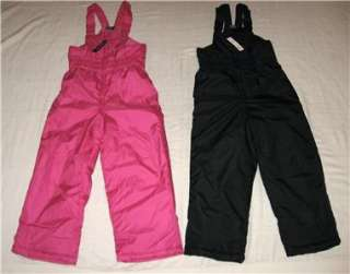 NEW Snowboard SNOW BIB SKI PANTS Suit girls 4 5 6 7 8 10 12 14 16 NWT