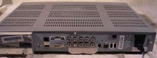 Motorola Comcast DCT6412 DVR Dual Tuner Cable HDTV Capable Box 120GB