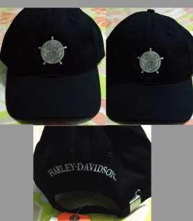 HARLEY DAVIDSON SHERIFF LOGO HAT new