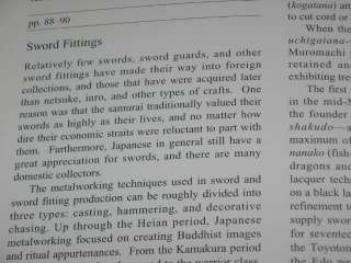 Japanese Crafts Tsuba Netsuke Late Edo & Meiji Periods