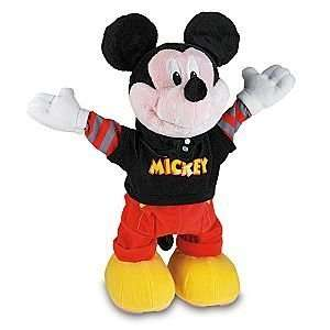 DISNEY DANCE STAR MICKEY MOUSE PLUSH TOY FISHER PRICE