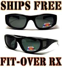 Dark Black Locs Mens Sunglasses New Motorcycle Shades FREE CASE
