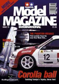 Tamiya Model Magazine International 75 Aug / Sept 1999