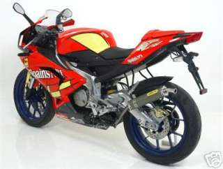APRILIA RS 125 07 11 ARROW echappement sport production