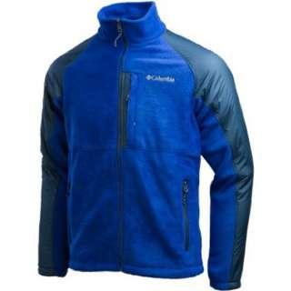 Columbia Ten Trail III Fleece Jacket Mens XL Dynasty 885491940932