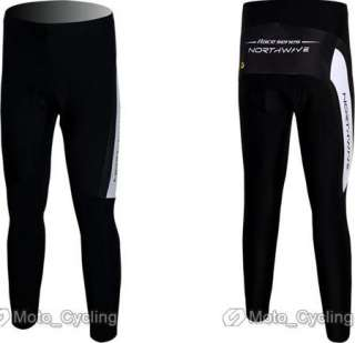 2012 Cycling Bicycle Bike Outdoor Sport Long Sleeves Jersey+Pants Size