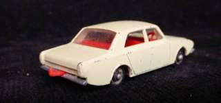 Lesney Matchbox #45 Ford Corsair Diecast Toy Car |