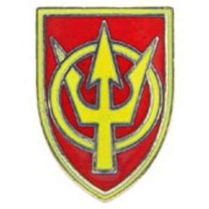 Army 4th Transportation Command Pin 1 Arts, Crafts & Sewing