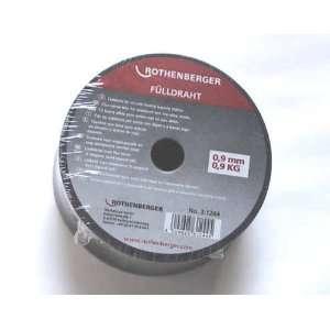Fülldraht 0,9mm 0,9 Kg von Rothenberger für Güde Fimer: .de