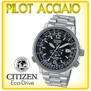 OROLOGIO CITIZEN UOMO ECO DRIVE PILOT NUOVO AS2020 53E