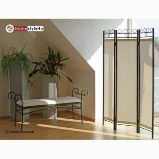 High Quality Iron Metal Room Divider Screen BRAND NEW