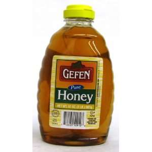 Gefen Pure Honey 2 Lb. 32 Oz. (Pack Of 2):  Grocery