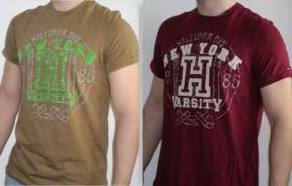 SALE New BNWT Mens Tommy Hilfiger top t shirt S M L XL