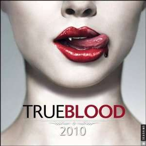 True Blood 2010 Wall Calendar Office Products