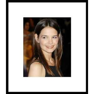 Katie Holmes, Pre made Frame by Unknown, 13x15