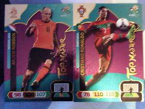Euro 2012 Adrenalyn XL Top Master Card pick the one you want