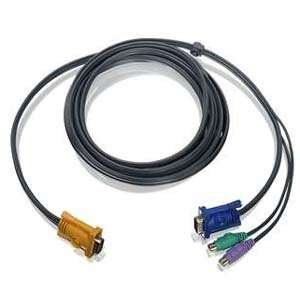 New   IOGEAR PS/2 KVM Cable   V34228: Computers
