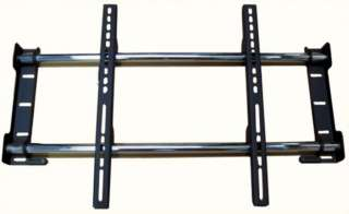 37 50 FLAT SCREEN TV WALL MOUNT BRACKET & SAFETY LOCK