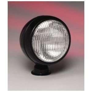 KC HiLiTES Lights, Fog Clear Black Chrome 100w Pair Universal # 489