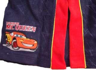 Robe de Chambre Peignoir Disney Cars MC QUEEN T 4 5ans