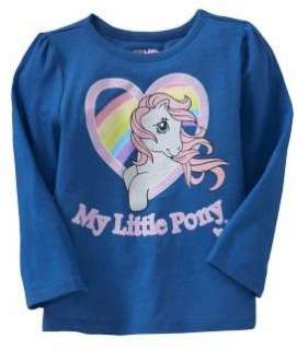 MY LITTLE PONY Long Sleeve Shirt Top Tee 12 18 24 Months 2T