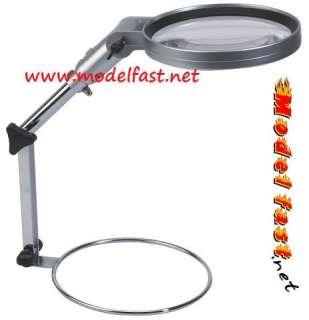 Lente di ingrandimento con LUCE LED lampada estetista riparazioni