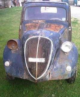 Fiat Topolino B 1949   Blu a Venezia    Annunci