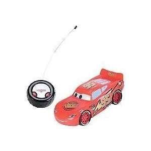 Disney Pixar CARS Lightning McQueen Radio Controled Truck  Toys